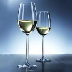 Набор фужеров для белого вина 300 мл, 2 шт, Diva, фото 2