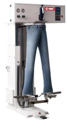 Универсальный топпер для брюк модель MPT-D