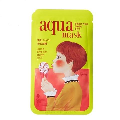 Frile Tina Aqua Mask антивозрастная увлажняющая маска для лица