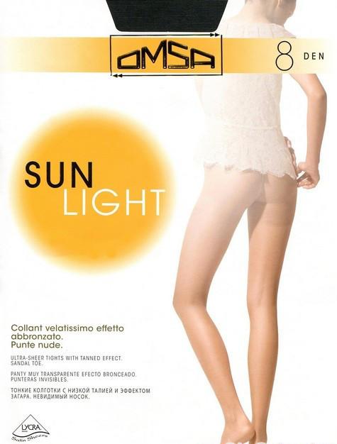 Колготки Omsa Sun Light Vita Bassa 8