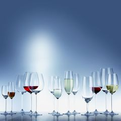 Набор фужеров для белого вина 300 мл, 2 шт, Diva, фото 3
