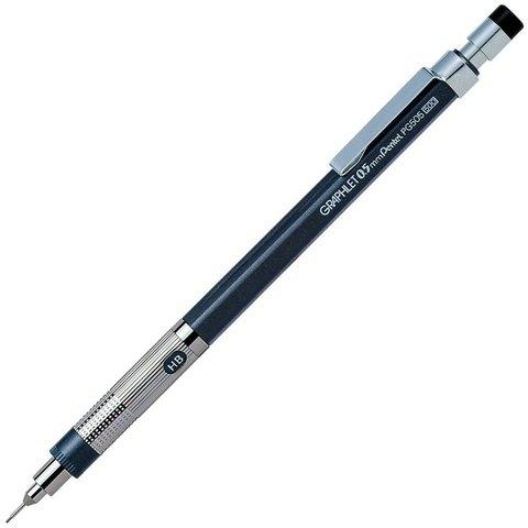 Чертёжные карандаши 0,5 мм Pentel Graphlet