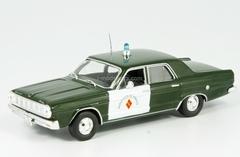 Dodge Dart Spanish Police 1:43 DeAgostini World's Police Car #15