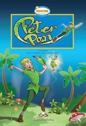 Peter Pan. Питер Пен. Дж. М. Барри. уровень А1 (5-6 класс). Книга для чтения с ссылкой на электронное приложение.