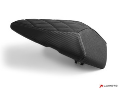 NINJA ZX-6R 19 Diamond Passenger Seat Cover