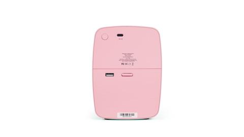 Принтер для ногтей O2Nails M1 Pro Pink (розовый)