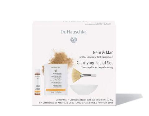 Набор для лица Интенсивное очищение (Aktionsset Rein und klar) Dr.Hauschka