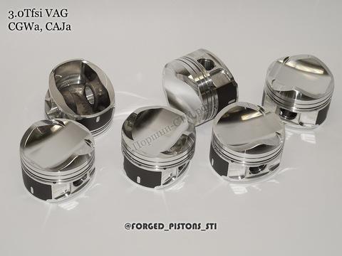 Поршни СТИ VolksWagen 3,0 CGWA, CAJA