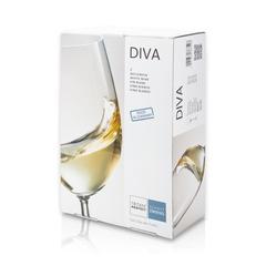 Набор фужеров для белого вина 300 мл, 2 шт, Diva, фото 4