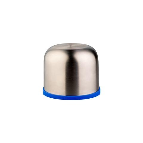 Термос Biostal Flër (0,5 литра) с силиконовой вставкой, голубой