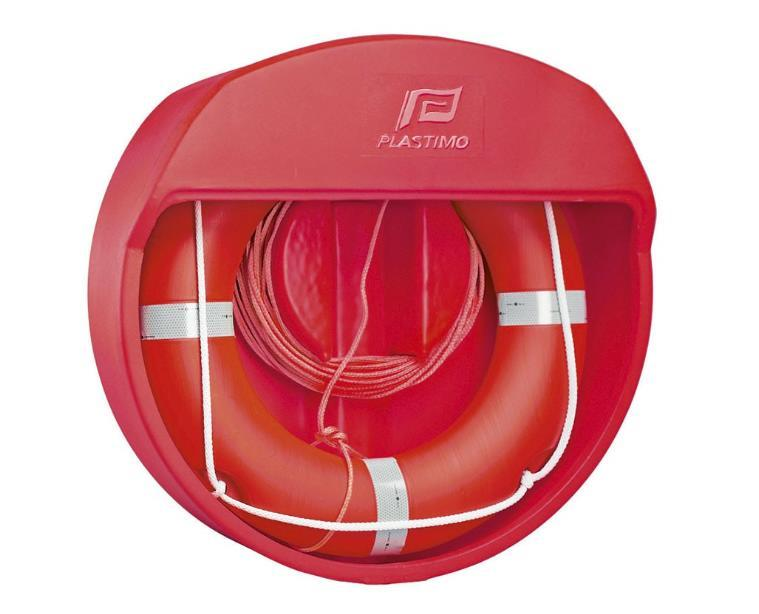 Ring lifebuoy container / set