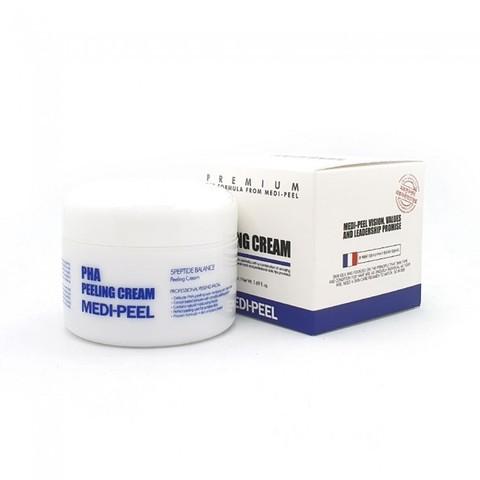 Medi-Peel PHA Peeling Cream ночной обновляющий пилинг-крем с PHA-кислотами и пептидами