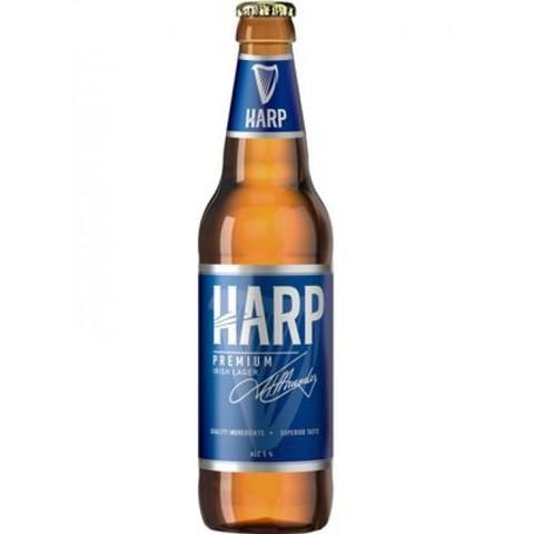 Harp / Харп (светлое пастеризованное фильтрованное)