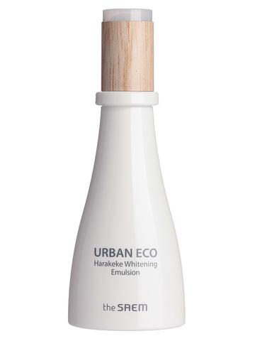 СМ Harakeke W. Эмульсия для лица осветляющая с экстрактом новозеландского льна Urban Eco Harakeke Whitening Emulsion 140мл