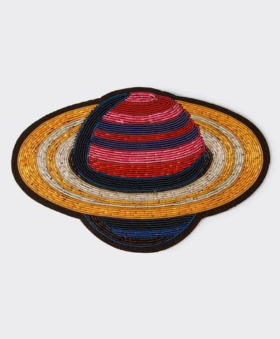 Брошь Saturne