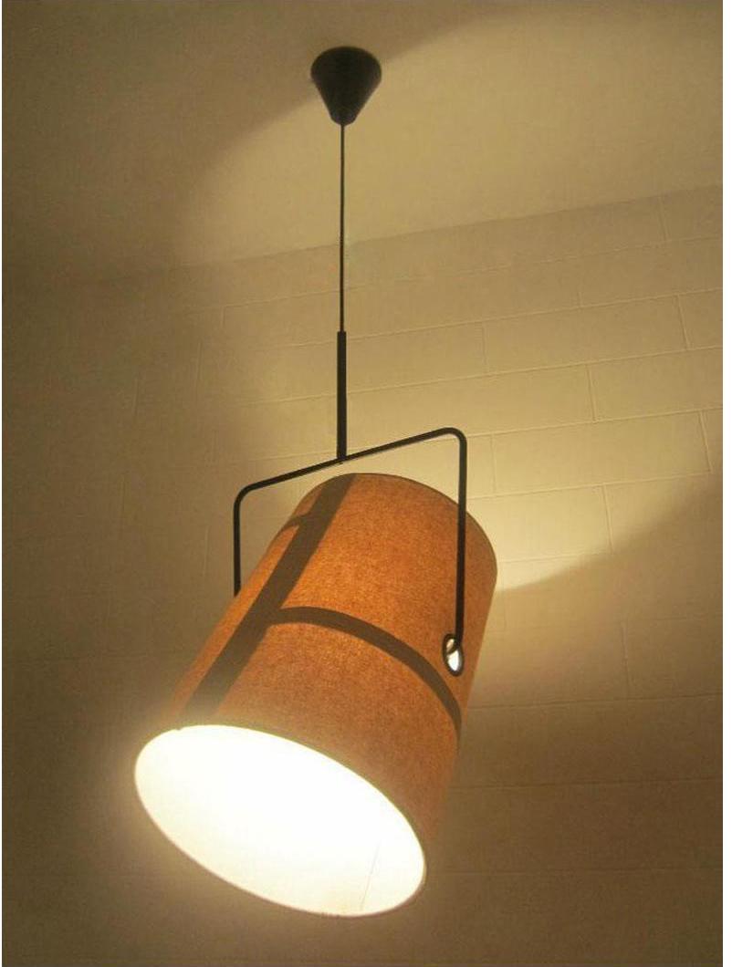 Подвесной светильник копия Diesel Fork by Foscarini D18 (слоновая кость)