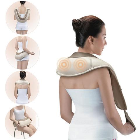 Инфракрасный массажер Massager of Neck Kneading