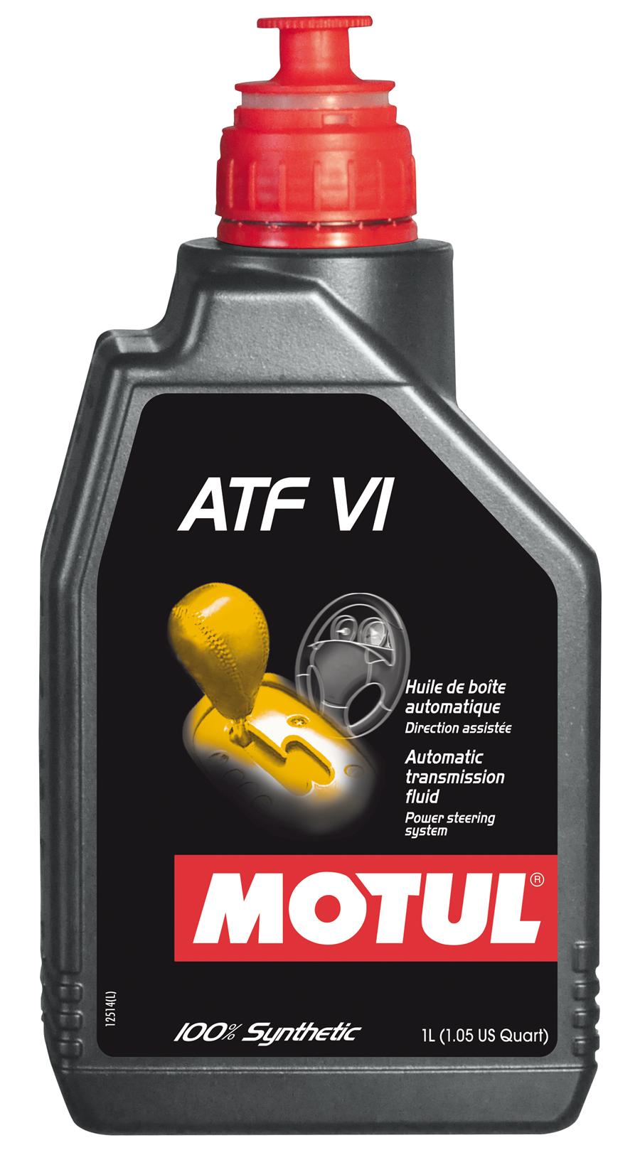 Motul ATF VI Синтетическая жидкость для АКПП