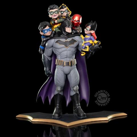 Фигурка Бэтмен — DC Comics Diorama Batman Family