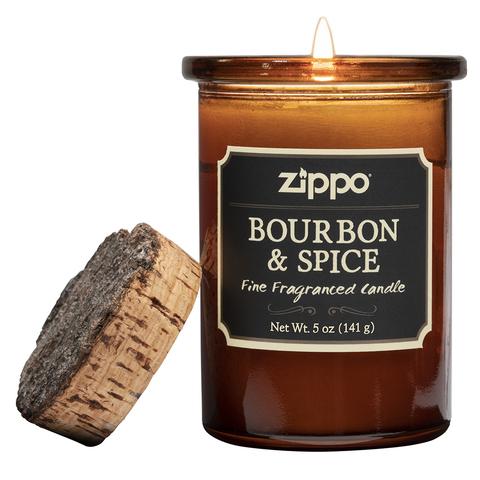 Ароматическая свеча Zippo Bourbon & Spice ZIPPO 70017