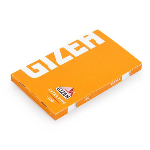 Бумага для самокруток Gizeh Extra Fine пач/100