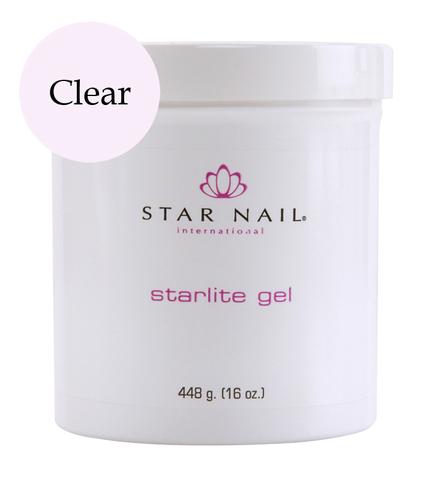 Гель для типсов прозрачный StarLite Clear 448 г