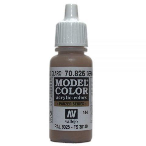 Model Color German Cam.Pale Brown 17 ml.