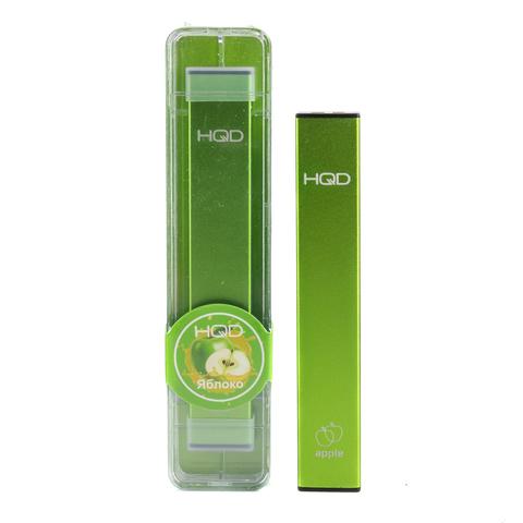 Одноразовая электронная сигарета HQD Ultra Stick Apple (Яблоко) 1 шт