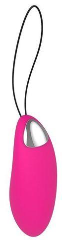 Розовое виброяйцо LOVE EGG