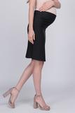 Юбка для беременных 06561 чёрный
