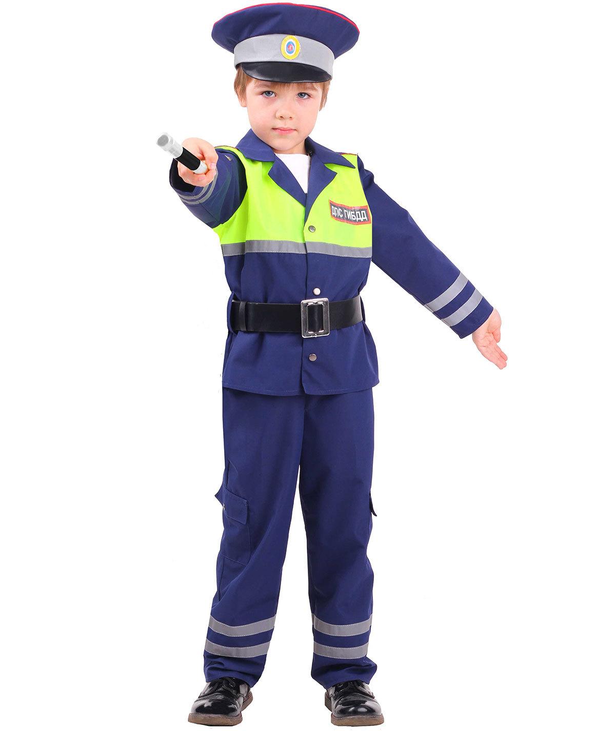 Карнавальный костюм Инспектор