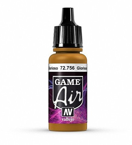Game Air Glorious Gold 17 ml.