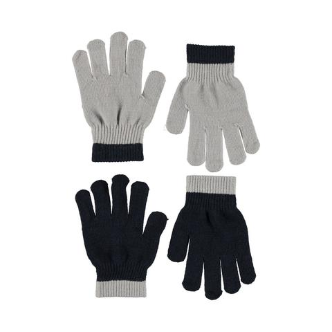 MOLO Kello перчатки демисезонные для мальчика (в комплекте 2 пары)