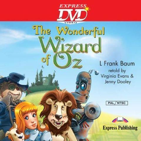 The Wonderful Wizard of Oz. DVD видео