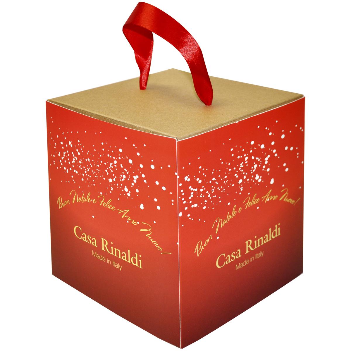 Кулич Casa Rinaldi классический Festa (красный) 500 г