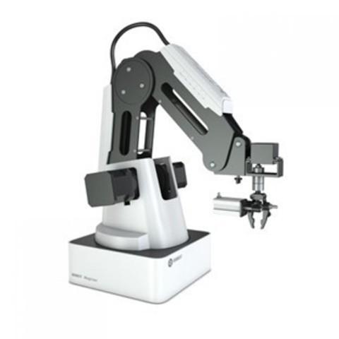 Четырёхосевой учебный робот-манипулятор с модульными сменными насадками. Учебно-лабораторный комплект на базе DOBOT Magician