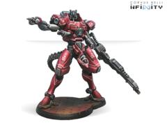 Iguana (вооружен Heavy Machine Gun)