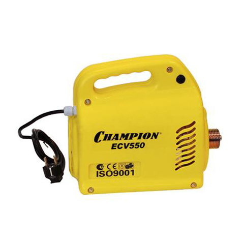 Вибратор глубинный электрический Champion ECV550 (без вала и наконечника) 550Вт