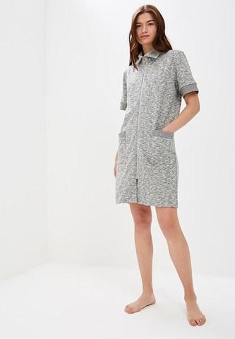 Оригинальный халат из плотного трикотажа L'étincelle (PM 395)