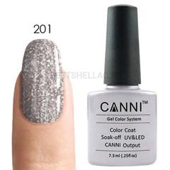 Canni, Гель-лак № 201, 7,3 мл