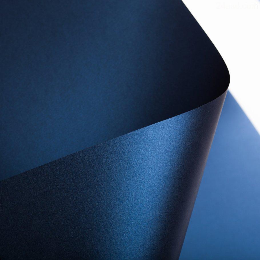 Кардсток «Коктейль» (темно-синий) 290 гр/м2