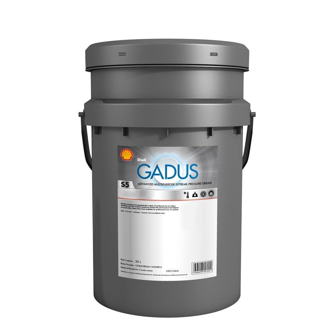 Пластичные Смазки Shell Gadus S5 V150XKD 0/00 s5.jpg