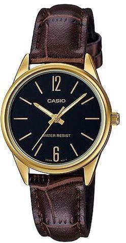 Купить Наручные часы Casio LTP-V005GL-1B по доступной цене