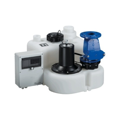 Насосная установка Grundfos Multilift M 12.1.4 (1.4 кВт, 1430 об/мин, 1x230В, кабель 10 м)
