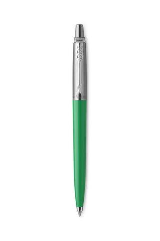 Шариковая ручка Parker Jotter ORIGINALS GREEN CT, стержень: Mblue