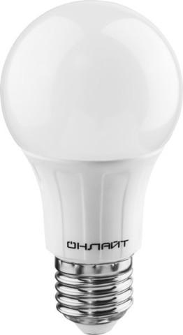Лампа Онлайт 71 649 LED ОLL-A60-10-230-2,7K-E27