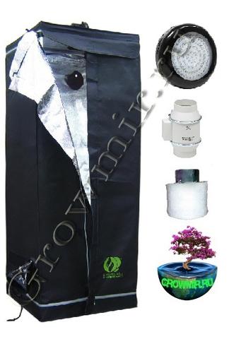 Гроутент HomeLab HL60 LED (ТИХИЙ)
