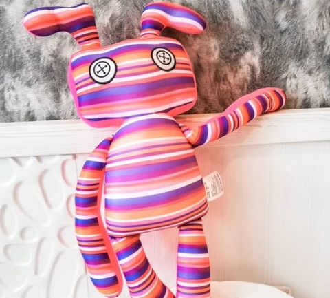 Подушка-игрушка антистресс Gekoko «Инопланетный гость» 3