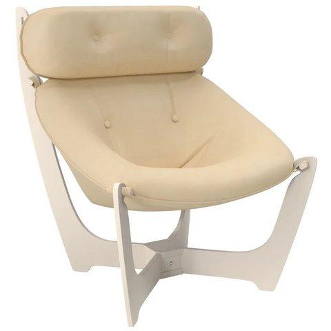 Кресло для отдыха Комфорт Модель 11 дуб шампань/Polaris Beige