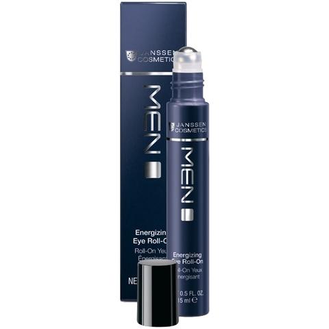 Ревитализирующий роликовый аппликатор для глаз с охлаждающим эффектом Energizing Eye Roll-On, Man, Janssen Cosmetics, 15 мл